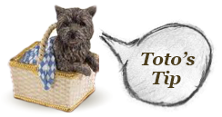 Toto's Tips